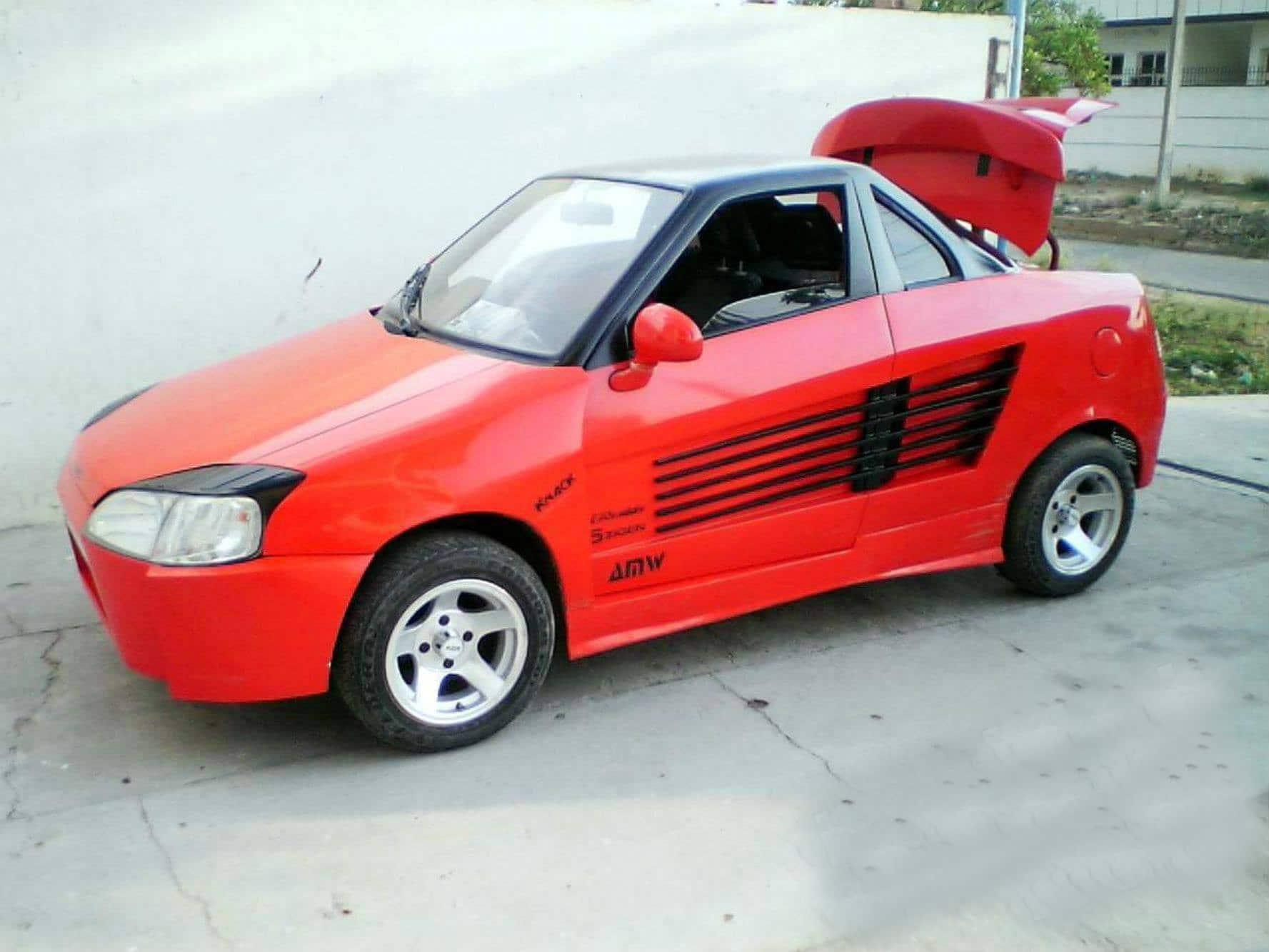 Maruti 800 Racing Kit