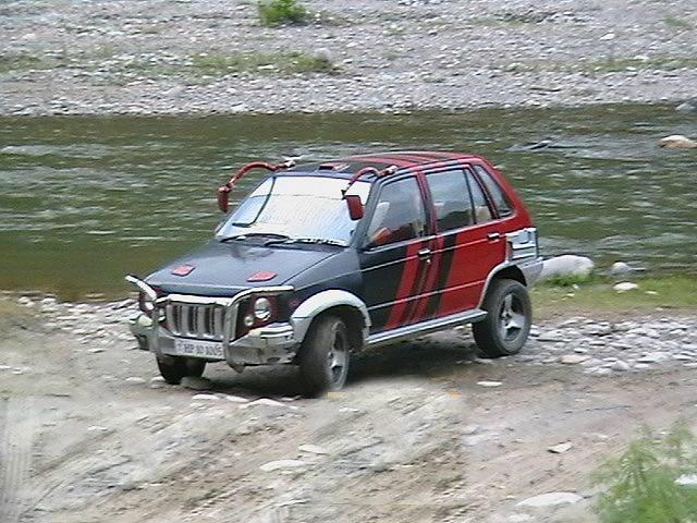 Maruti 800 SUV