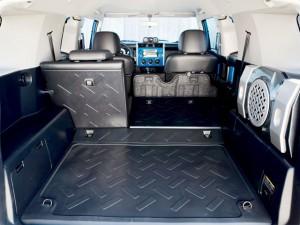 Toyota SUV Cargo Space