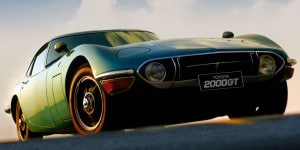 Toyota 2000 GT Featured