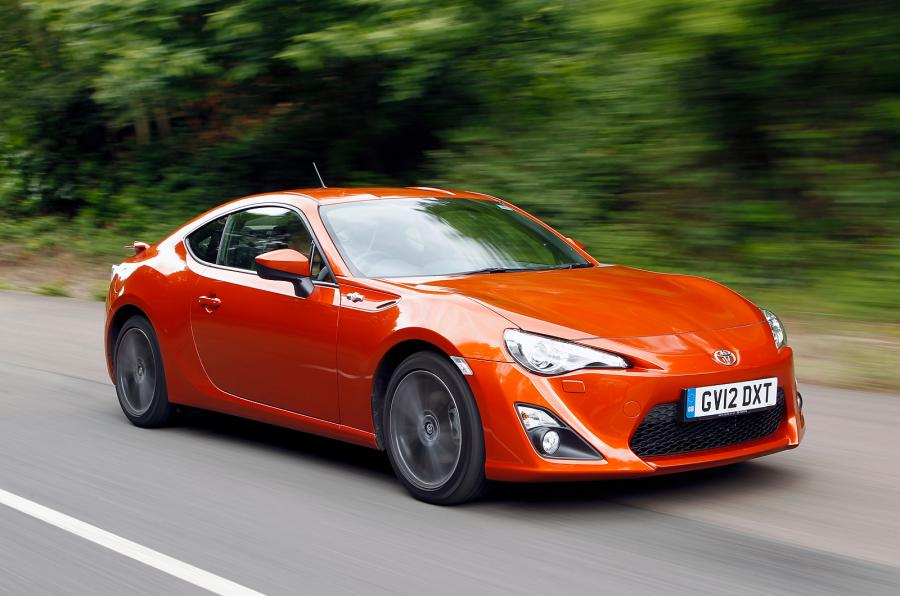 Lastly We Would Like To Introduce The Newest Beauty In Toyota Sports Car Line Gt 86