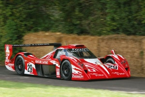 Toyota GT One