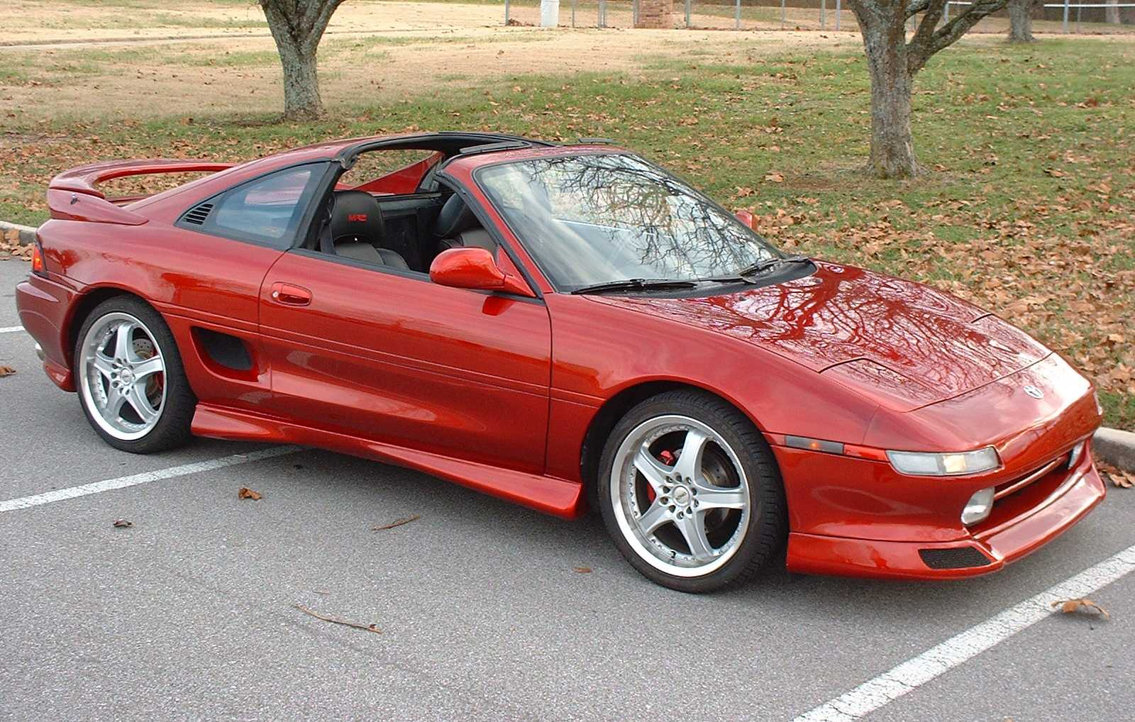 Toyota MR 2 Turbo. It Was The Sports Car ...