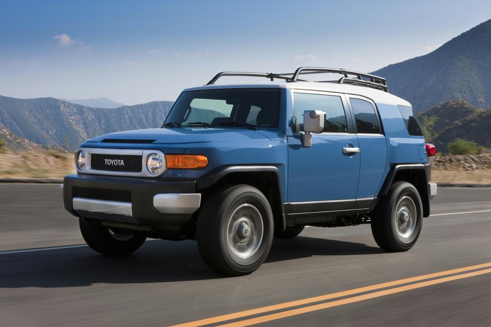 6 Benefits Of Owning A Toyota Suv Fj Cruiser