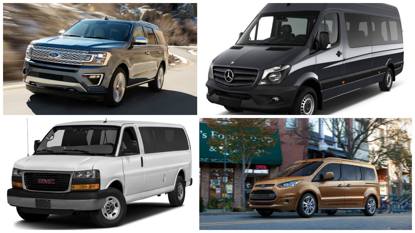 Best 8 Passenger Vehicles Guide (in United States)
