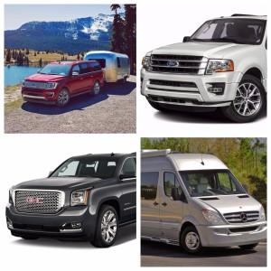 9 Passenger Vehicles