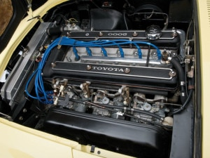 Toyota 20000 Engine