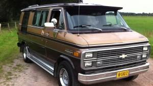 1984 Chevy G20 Van