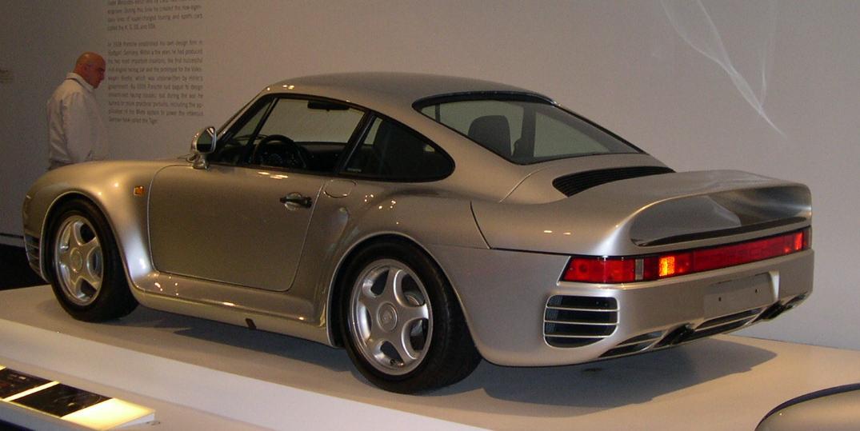 1989 Porsche 959 S