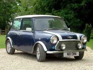 1995 Rover Mini Cooper