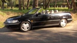 1995 Saab Convertible