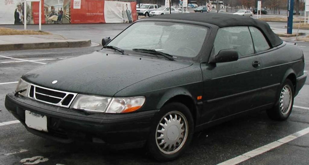 1998 Saab 900S Hatchback