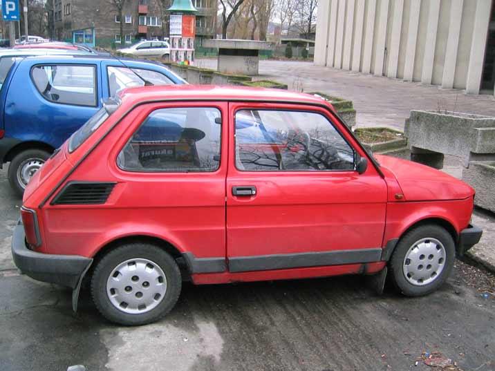 2000 Fiat 126p