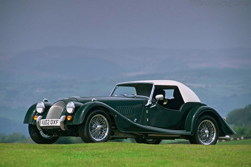 2002 Morgan LeMans '62 Prototype