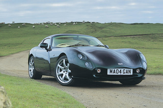 Fact Most Of The Tvr Cars Are Banned In United States Tuscan Was Shown John Travolta S Film Swordfish