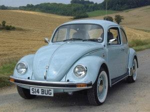 2004 Volkswagen Beetle 'Ultima Edicion'