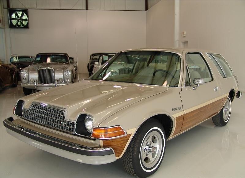 AMC Pacer After
