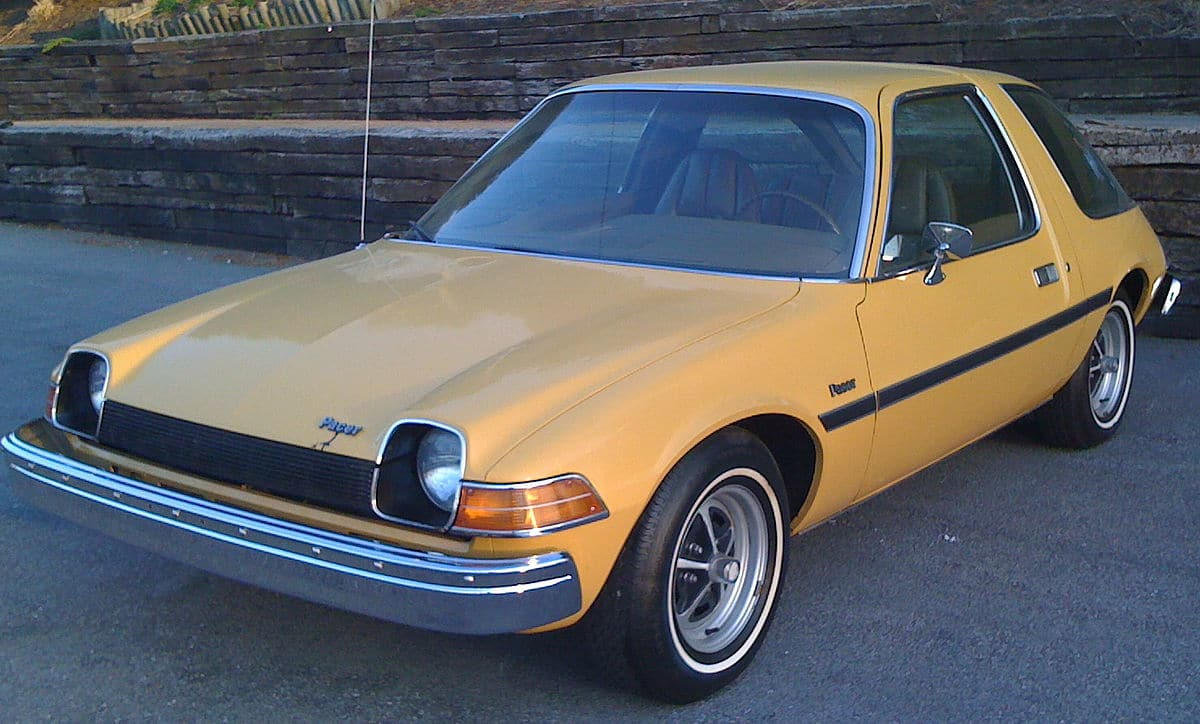 AMC Pacer Before