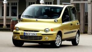 Fiat Multipla Before