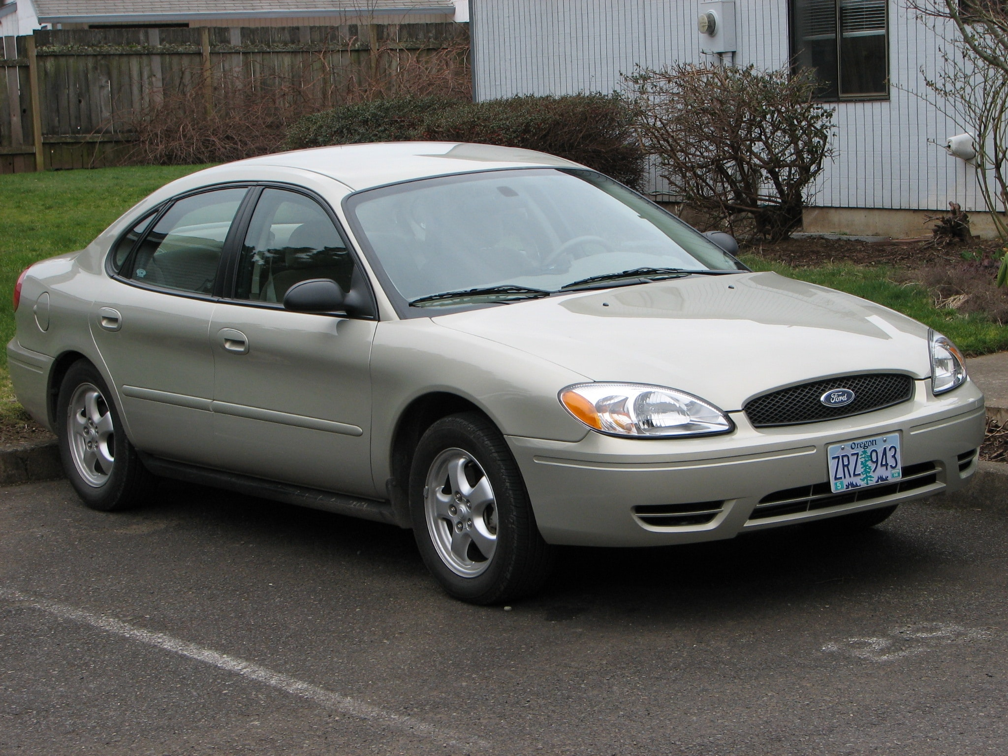 Ford Five Hundred - Taurus Before