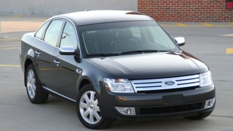 Ford Taurus After