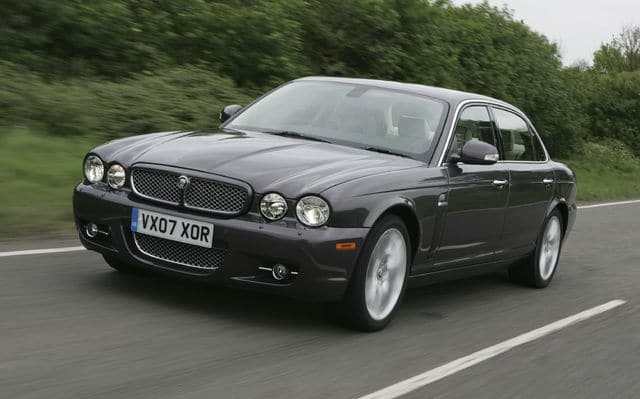 Jaguar XJ After