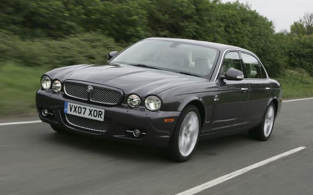 Jaguar XJ After