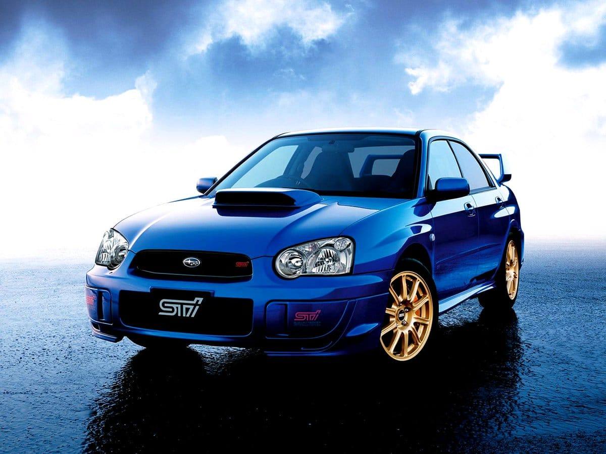 Subaru WRX After