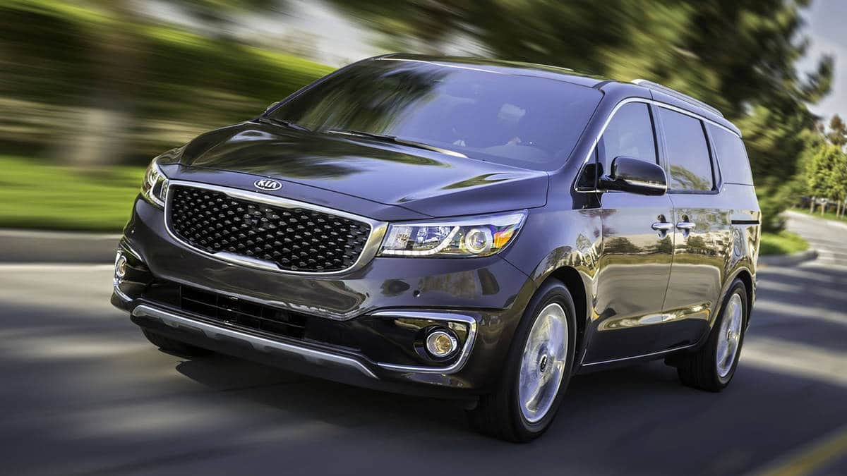 The 2016 Kia Sedona Is Such Luxury Minivan Which Was Well Waited Since It S Best Performance In 2017 Engineers Redesigned And Added Few