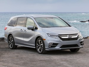 2018 Honda Odyssey Touring Elite