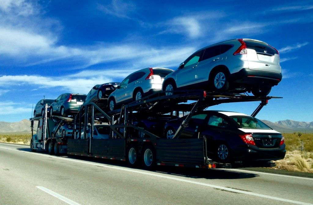 6 Benefits Of Hiring A Car Transportation Company