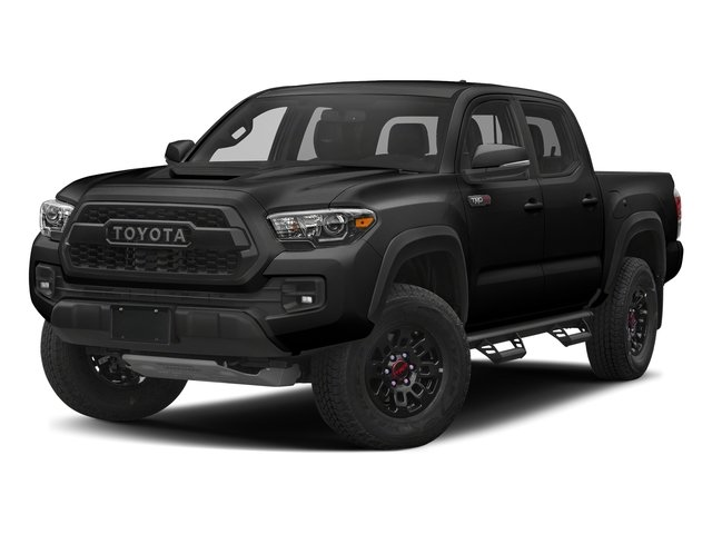 2018 Toyota Tacoma Front