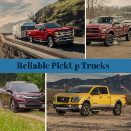 Reliable Pickup Trucks