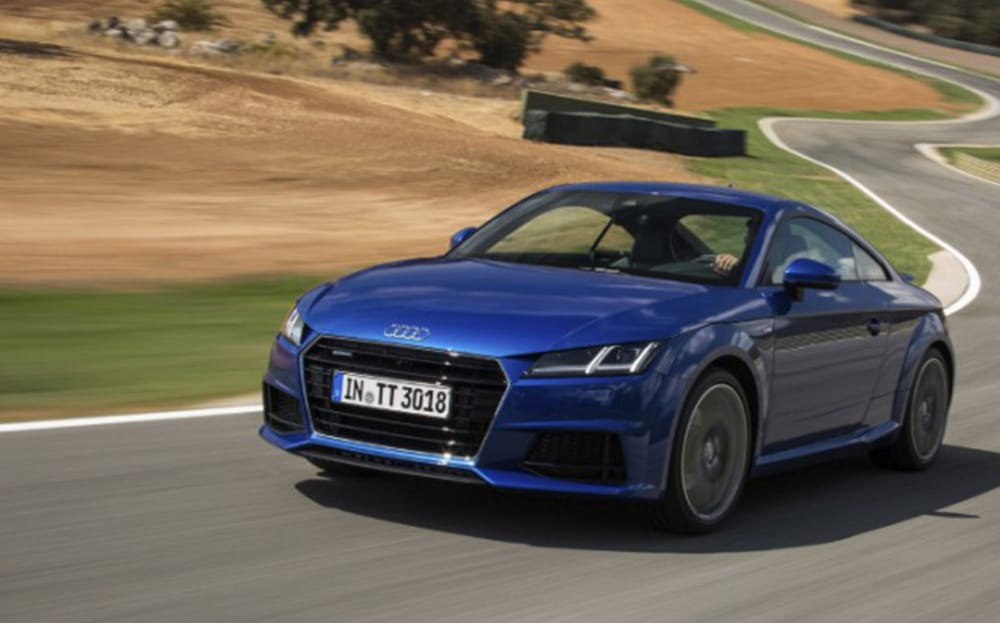 best sports cars under 30k 2014-audi-tt-quattro