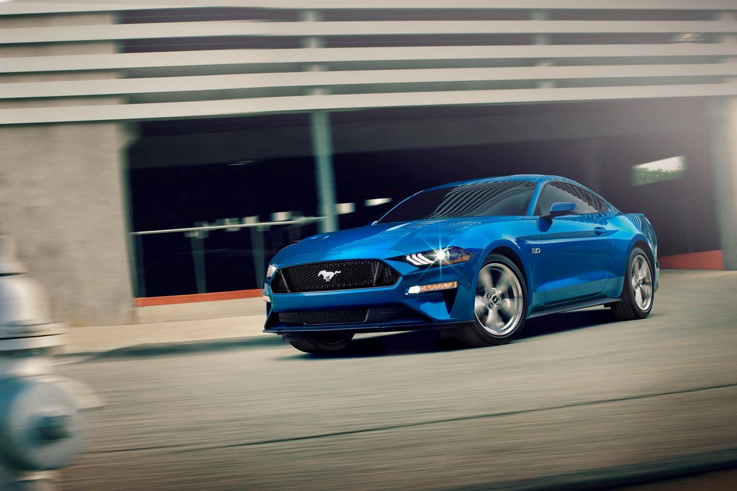 best sports cars under 30k 2019-Ford-Mustang-2