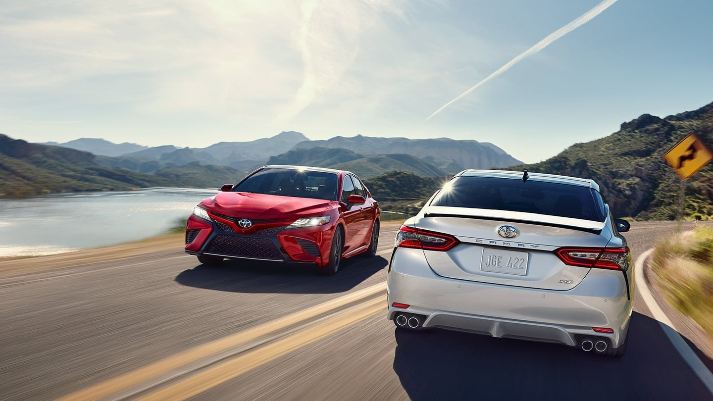 best sports cars under 30k 2019-Toyota-Camry