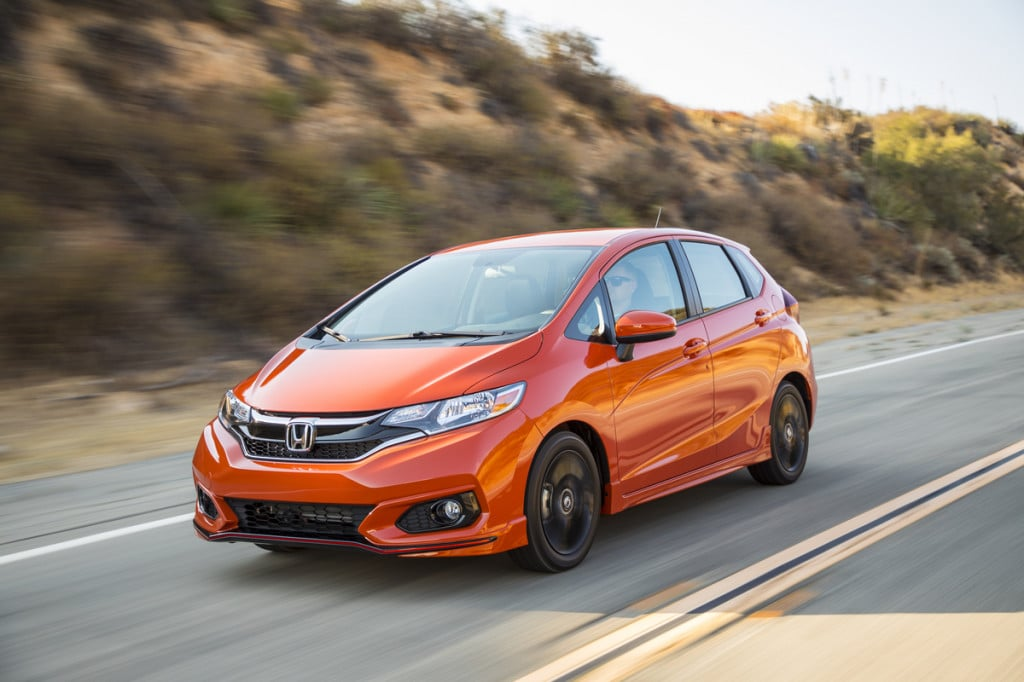best sports cars under 30k 2019-honda-fit
