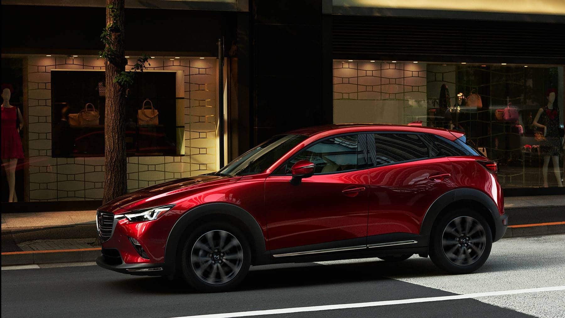 best sports cars under 30k 2019-mazda-cx-3