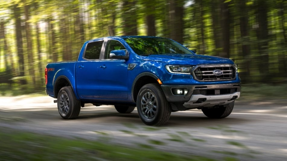 2020 Ford Ranger Cars Under 30K