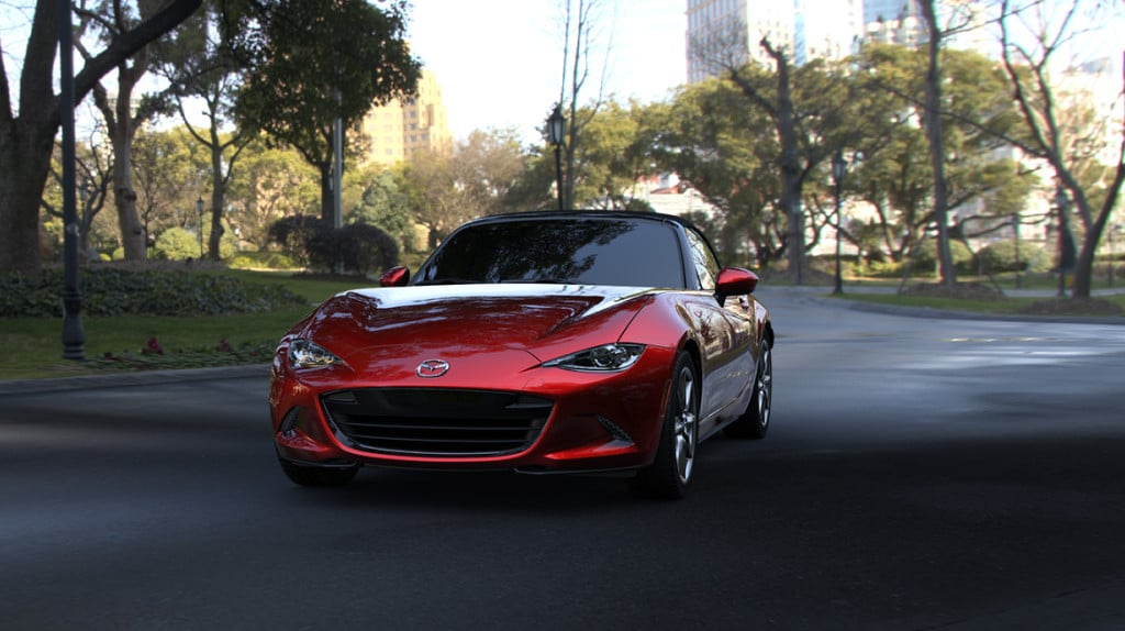 2020 Mazda MX-5 Miata Car under 30k