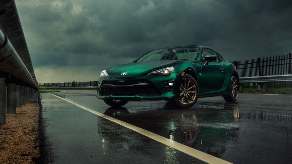 2020 Toyota 86 GT Fastest Cars under 30K