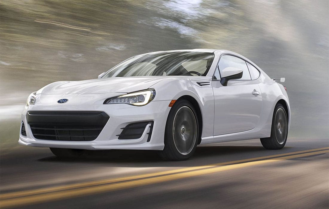 best sports cars under 30k Subaru-BRZ-2018