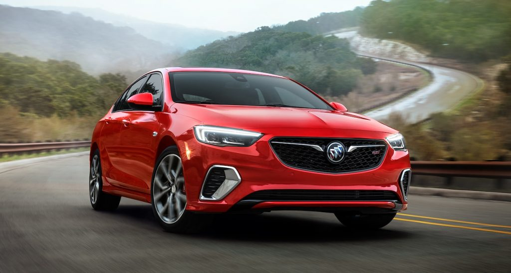 best sports cars under 30k Top-2019-Buick-Regal-GS-First-Drive-1024x547
