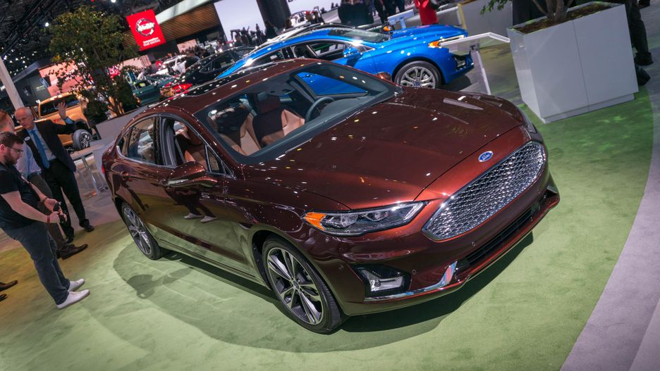 best sports cars under 30k ford-fusion-2019