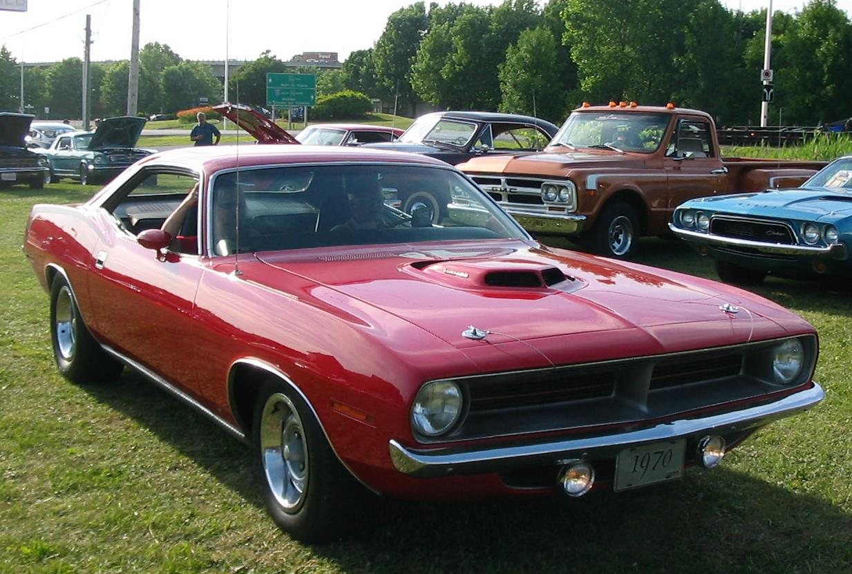 1970 Dodge Barracuda