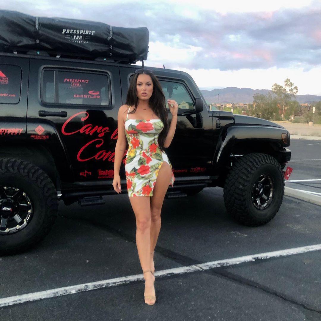 Constance Nunes Automobile
