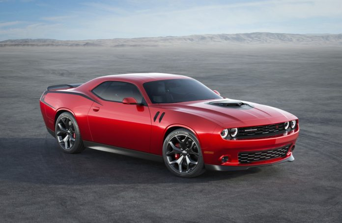 2020 Dodge Barracuda