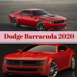 Dodge Barracuda 2020