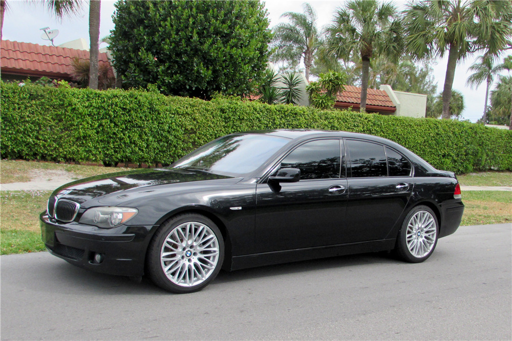 2006 BMW 750I Problems >> 10 Most Reliable BMW Models of all Time
