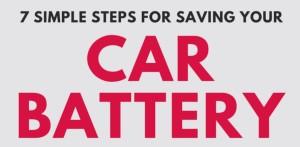 Car Battery tips